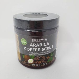 Other - 100% Natural Arabica Coffee Scrub with Organic Cof